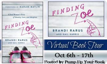 Finding Zoe Blog Tour Banner