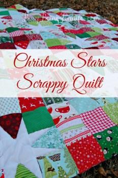 Christmas Stars Quilt