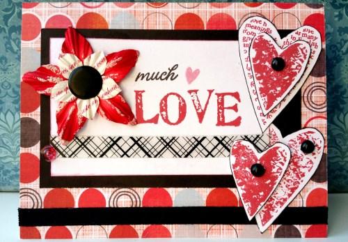 Much Love Card