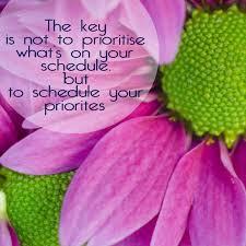 Prioritize