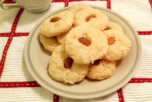 Almond-Cookies-Create-With-Joy.com