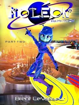 Aoleon The Martian Girl Part 2 - The Luminess Of Mars