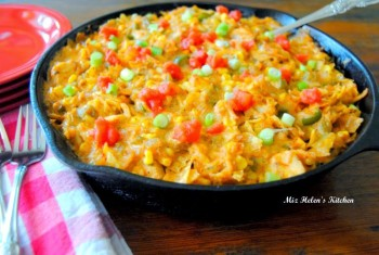 Chicken Tortilla Skillet