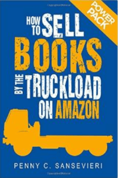 How To Sell Books By The TruckLoad On Amazon Power Pack - Cover