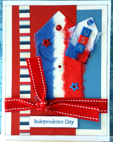 ndependence Day Card - 2