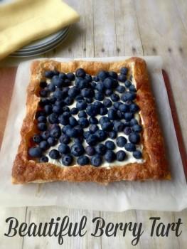 Beautiful Berry Tart