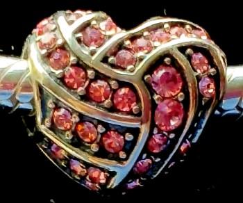 Soufeel - Interlaced Heart Charm