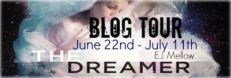The Dreamer - Blog Tour Banner