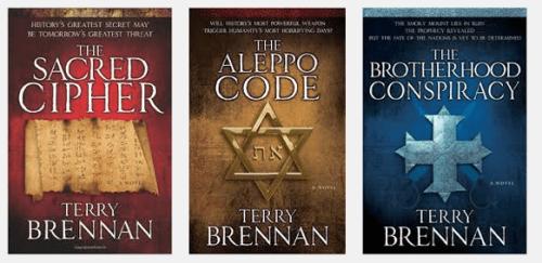 Jerusalem Prophecies Series