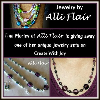 Jewelry by Alli Flair Collage