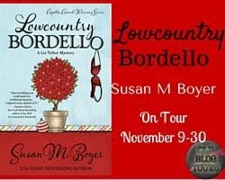 Lowcountry Bordello Tour Badge