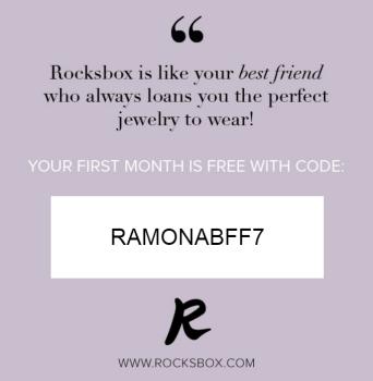 Rocksbox November Code