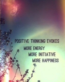 Positive Thinking Quote