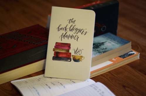 The Book Bloggers Planner
