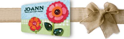 Jo-Ann Gift Card