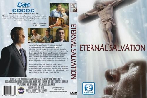 Eternal Salvation DVD - Front & Back Cover
