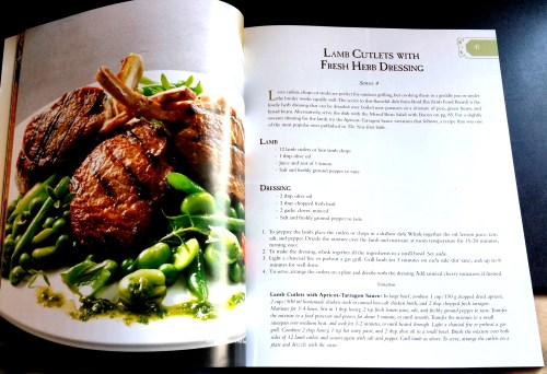 Favorite Flavors Of Ireland - Sample Page
