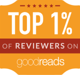 GoodReads Top 1% Of Reviewers