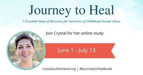 Journey To Heal - Online Study