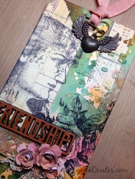 May Friendship Tag by Lynda Kanase