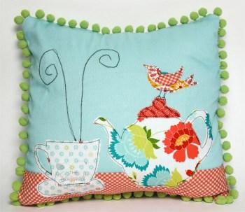 Teatime Applique Ideas
