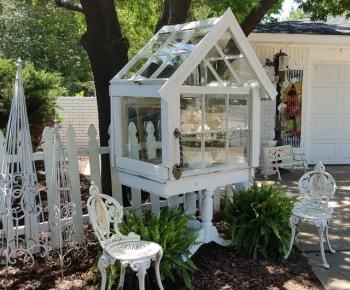 Petite Garden Conservatory