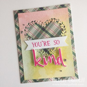 You're So Kind