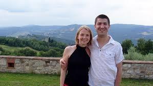 Andrew and Rachel Wilson