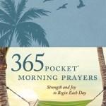 365 Pocket Morning Prayers - Packaged