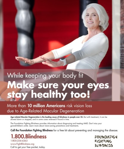 Protect Your Eyesight Fight Blindness Due To Amd Ffbamd