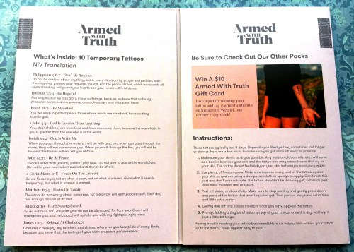 Armed With Truth - Fearless 1L
