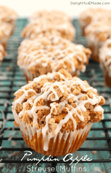 Pumpkin-Apple-Streusel-Muffins