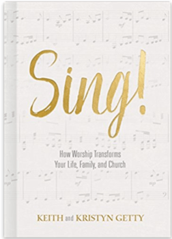 Sing by Keith and Kristyn Getty – Book Review | Create With Joy