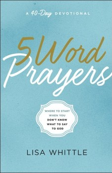 5-word prayers