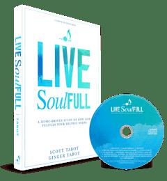 Live Soulfull Book & CD
