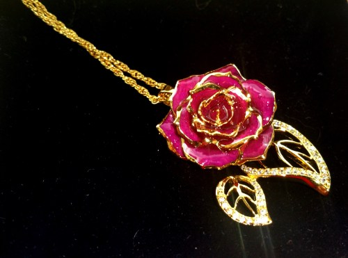 Eternity-Rose-Purple-Pendant-Create-With-Joy.com
