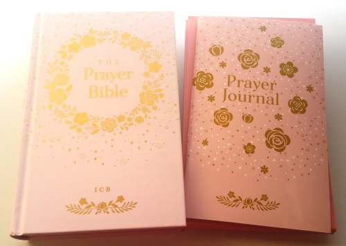 ICB Prayer Bible and Journal