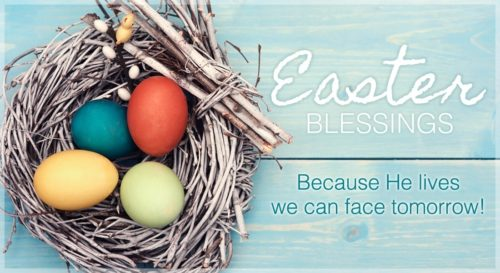 EasterBlessings