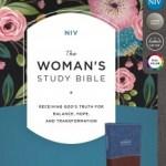 NIV Womens Study Bible Imitation Leather