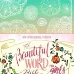 NIV Beautiful Word Bible For Girls 1