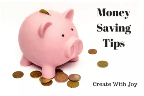 Money Saving Tips - CWJ PNG