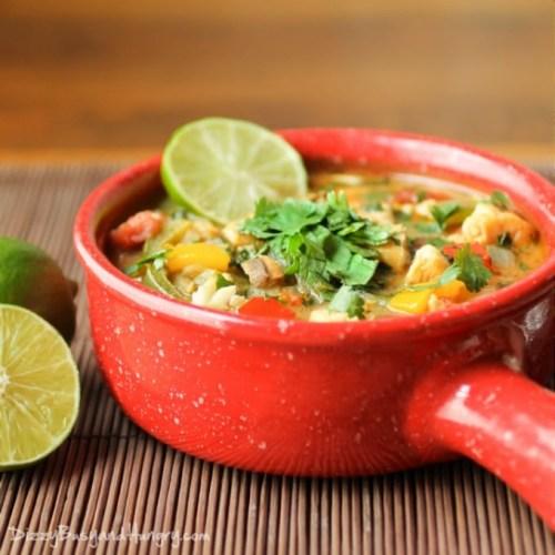 Brazillian Fish Stew