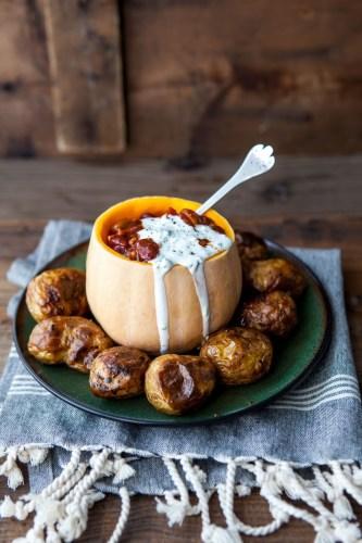 Pumpkin Chili