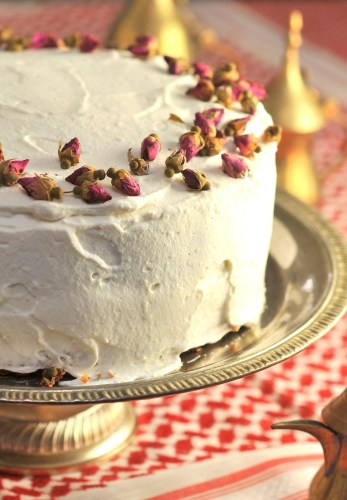 Cardamon Cake