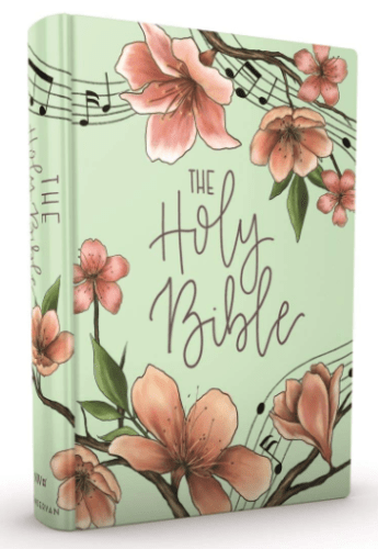 Artisan Collection Bible - Teal Continuous Design