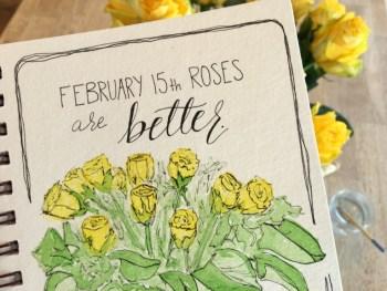 Feb 15th Roses