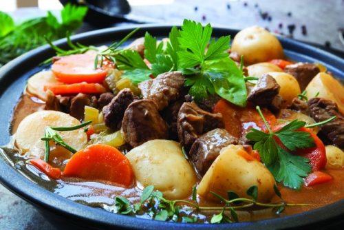 American Irish Beef Stew