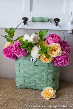Basket Makeover
