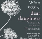 Dear Daughters Book Giveaway