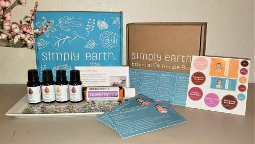 Simply Earth - Aug 2019 - Create-With-Joy.com